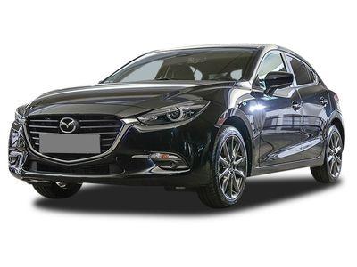 gebraucht Mazda 3 2.0 SKYACTIV-G 120 BM Signature Navi, Tempomat