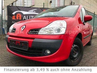gebraucht Renault Modus Dynamique 1.2 *KLIMA*TEMPOM**8 FACH BEREIF