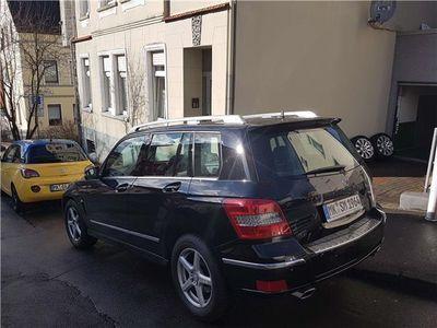 gebraucht Mercedes GLK220 CDI DPF 4Matic BlueEFFICIENCY 7G-TRONIC