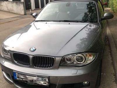 gebraucht BMW 118 Cabriolet 1er M-Paket, Vollleder braun, viele Extras