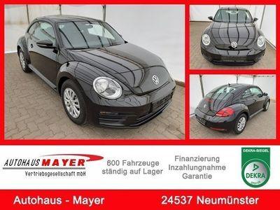 gebraucht VW Beetle NewEURO6, PDC V+H, 1.Hand