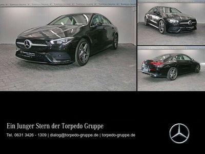 gebraucht Mercedes CLA200 COUPÉ AMG LED+MBUX-Navi+AR+KAMERA+PTS+SH