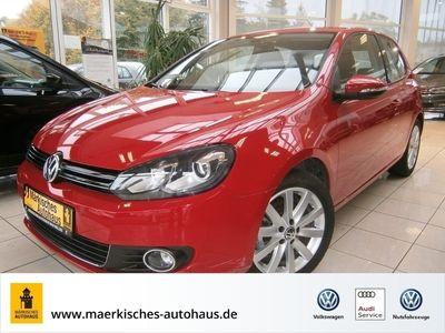 gebraucht VW Golf VI 1.4 TSI Highline *KLIMA*SD*XENON*