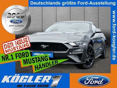 gebraucht Ford Mustang Fastback 2.3/dt. Modell -8%*