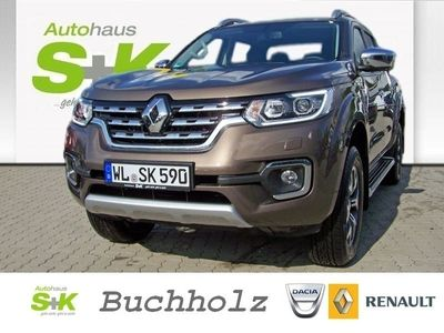 gebraucht Renault Alaskan Intens dCi 190 *Leder *Navi Keyless-Go, 360Grad Ka