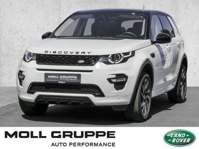 gebraucht Land Rover Discovery Sport HSE 2.0 TD4 PANO NAVI XENON