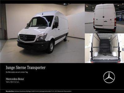 gebraucht Mercedes Sprinter 316 CDI KA/M **Audio 15,Klima,Tempomat