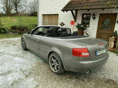 gebraucht Audi A4 Cabriolet 1.8t Schaltgetriebe