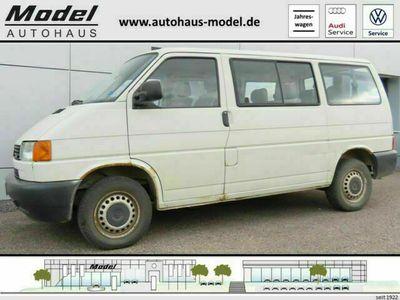 gebraucht VW T4 Kombi 2.5 TDI   8-Sitzer   AHK   2. Hand