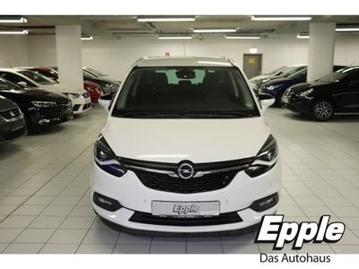 gebraucht Opel Zafira Innovation Start Stop 1.4 Turbo LED Dyn. Kurvenlicht Fernlichtass. PDCv+h LED-hinten