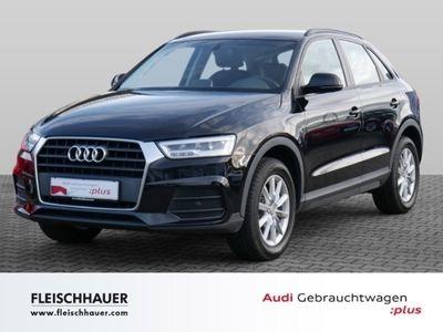 gebraucht Audi Q3 1.4 TFSI NAVI TEMPOMAT KLIMA SHZ PDC AHK