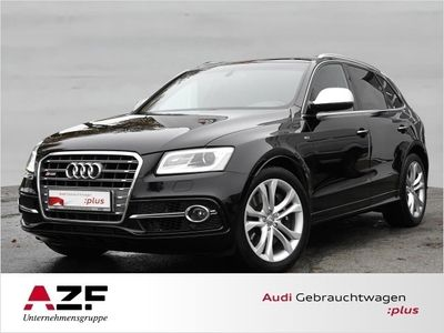 gebraucht Audi SQ5 3.0 TDI qu. tip. competition+Navi+Xenon