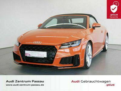gebraucht Audi TT Roadster 45 TFSI S tro./S line/LED/NAVI+/virt