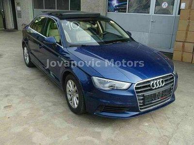 gebraucht Audi A3 2.0 TDI_Pano_RFK_LED_Nav_Leder_Lane Assist*10