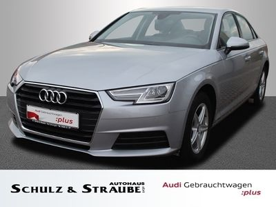 gebraucht Audi A4 2.0 TDI, Limousine basis KLIMA XENON NAVI ALU -