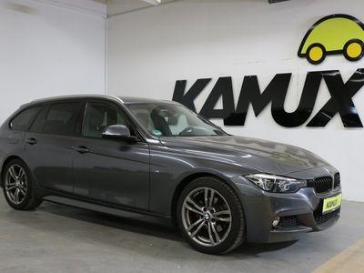 gebraucht BMW 320 i Steptronic EU6 M-Sport Shadow-Line +LED +Leder Dakota +Spiegel-Paket +2xPDC