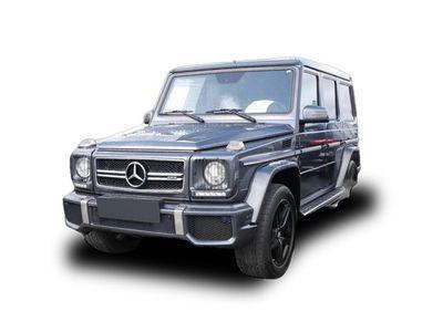 gebraucht Mercedes G63 AMG GAMG STANDHZ SITZBELÜFTUNG 2,99 EFF* EU6