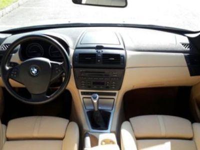 gebraucht BMW X3 2.0i TÜV 03/2019 M-Paket Sportsitze Diff.Sper