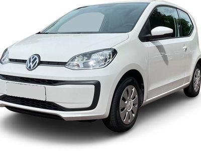 """gebraucht VW up! up!1.0""""move up!"""" ab 69 Euro/Monat+ZV+Radio Allwetterreifen+Tagfahrlicht+"""