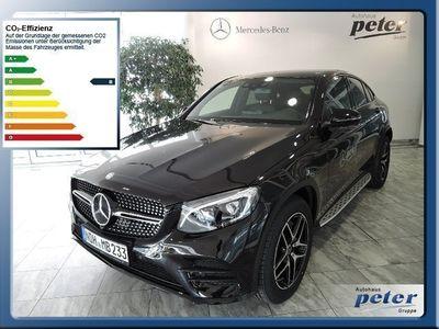 gebraucht Mercedes 350  GLCd 4MATIC Coupé COMAND/Navi/Distronic