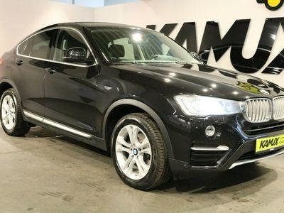 gebraucht BMW X4 xDrive28i xLine Aut. +Standheizung +HUD +Innovations-Paket +Navigations-Paket ConnectedDrive +Rückfahrkamera