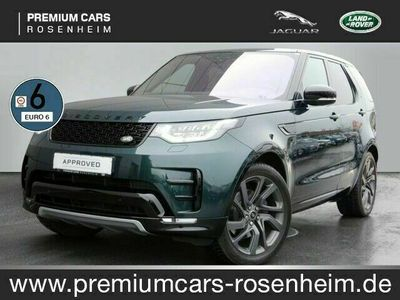 gebraucht Land Rover Discovery 5 3.0 TD6 HSE LUXURY LED/Head-up/DAB+