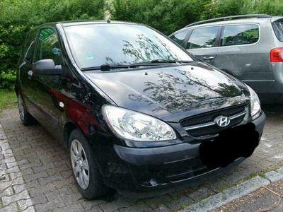 gebraucht Hyundai Getz 1.1L Benzin