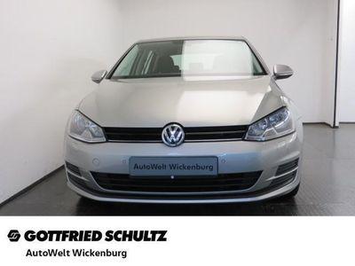 gebraucht VW Golf 2.0 TDI DSG Navi PDC Sitzhzg Bluetooth Comf