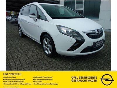 gebraucht Opel Zafira Tourer 1.6 CDTI ecoFLEX Start/Stop Innovation