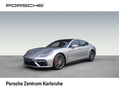 gebraucht Porsche Panamera Turbo 4.0 LED Sportabgasanlage 21-Zoll