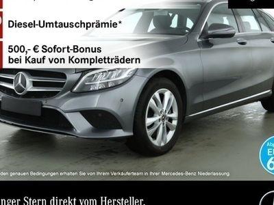 gebraucht Mercedes C300 T Avantgarde LED Kamera PTS Easy-Pack 9G