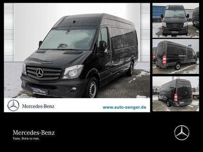 gebraucht Mercedes Sprinter 316 CDI Maxi Klima Navi AHK2,8t Metalli