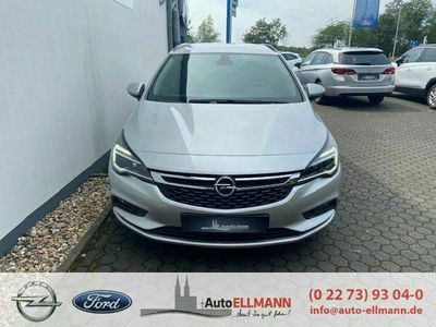 gebraucht Opel Astra ST Business AGR NAVI900 PDC v+h SHZ+LHZG