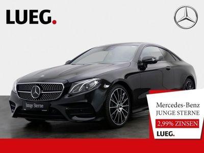 gebraucht Mercedes E300 Coupé AMG+Fahrassist.+Pano.-Dach+360°