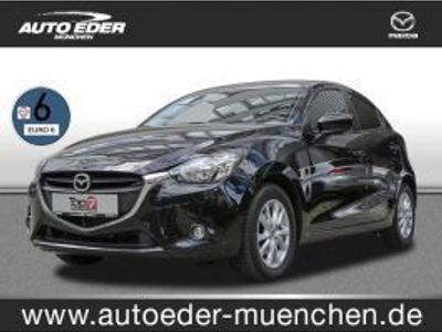 gebraucht Mazda 2 1.5 SKYACTIV-D 105 Exclusive-Line