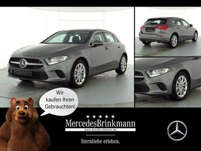 gebraucht Mercedes A200 Kompaktlimousine PROGRESSIVE/MBUX/SHZ/NAVI