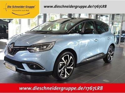 gebraucht Renault Scénic Bose-Edition TCe 140 GPF NAVI SHZ LED