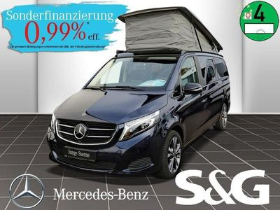 gebraucht Mercedes V250 Marco Polo 250 d 4MATIC EDITION
