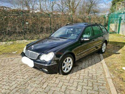 gebraucht Mercedes C270 Mercedes W203CDI Automatik Vollll