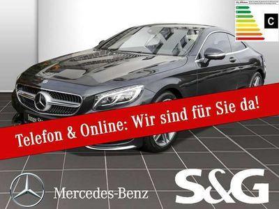 gebraucht Mercedes S400 Coupé 4M AMG line Burmester/Sitzklima/360Kamera