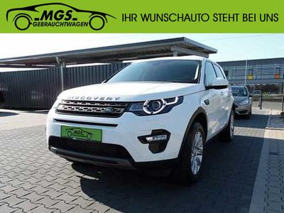 gebraucht Land Rover Discovery Sport TD4 SE Automatik #AWD #XENON #AHK