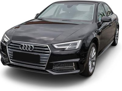 gebraucht Audi A4 A4Lim 1.4 TFSI S tronic S Line Ext NaviLEDPDC
