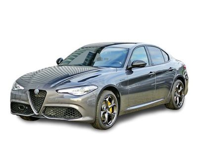 gebraucht Alfa Romeo Giulia VeloceQ4 LEDER ASSIST-PAK.2 NAVI HiFi 19''