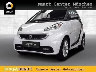 verkauft smart fortwo cabrio prime sp gebraucht 2016 km in berlin. Black Bedroom Furniture Sets. Home Design Ideas
