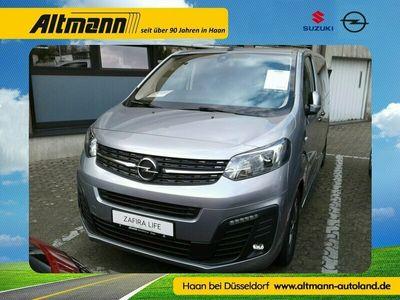gebraucht Opel Zafira Life M Tourer 2.0 Automatik, Standheizung