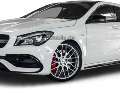 gebraucht Mercedes CLA45 AMG Shooting Brake CLA 45 AMG AMG 4MATIC PANO LED RKAM