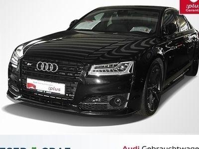 gebraucht Audi S8 plus 4.0 TFSI qu.tiptronic Matrix+Luft-/