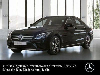 gebraucht Mercedes C160 Avantgarde LED Kamera PTS 9G Sitzh Temp