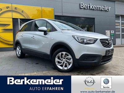 gebraucht Opel Crossland X 1.2 Edition Navi/Sitzhzg/Allwetter