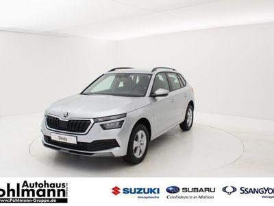 gebraucht Skoda Kamiq Ambition 1.0l TSI, 85 kW (115 PS), 6-Gang Extra/LM16